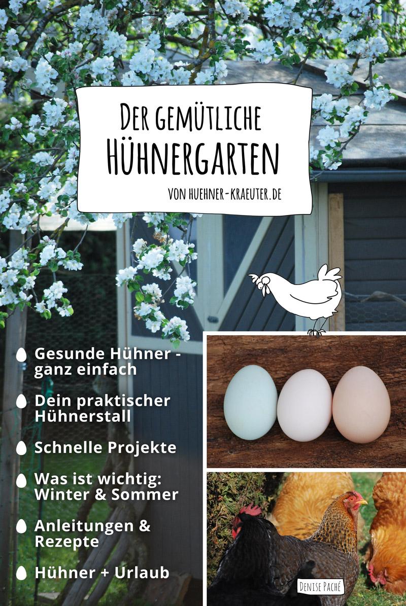 E-Book Hühnerhaltung für Anfänger